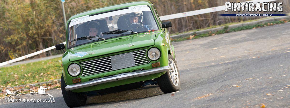 Ugrás ide:DA VINCI Rallye Sprint az EURO ONE Kupáért – Orfű-Magyarhertelend, 2017. november 12. – fotók