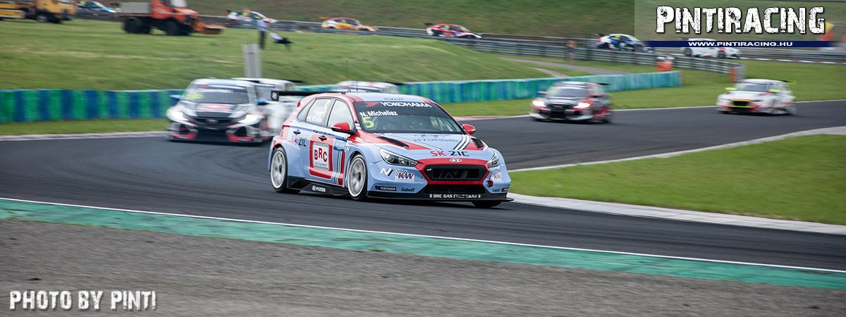 Ugrás ide:WTCR Race of Hungary 2018.