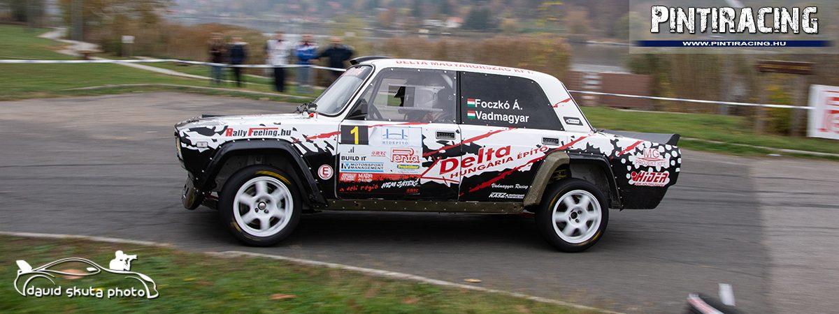Ugrás ide:Hídépítő Rallye Sprint a Build IT Kupáért 2018.