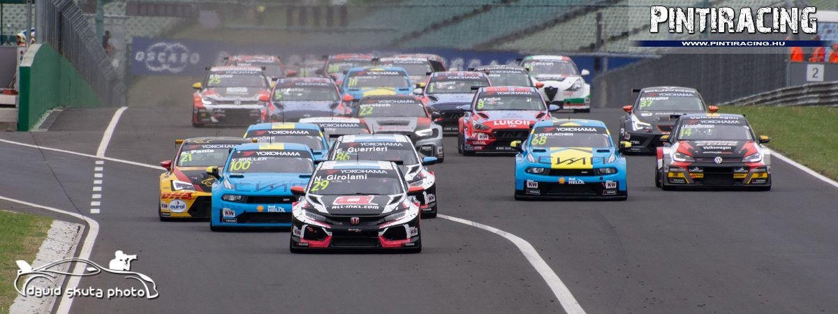 Ugrás ide:WTCR Race of Hungary 2019.