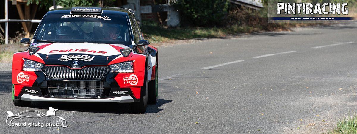 Ugrás ide:Topp-Cars Rally Team tesztnap, Bakonya-Golgota