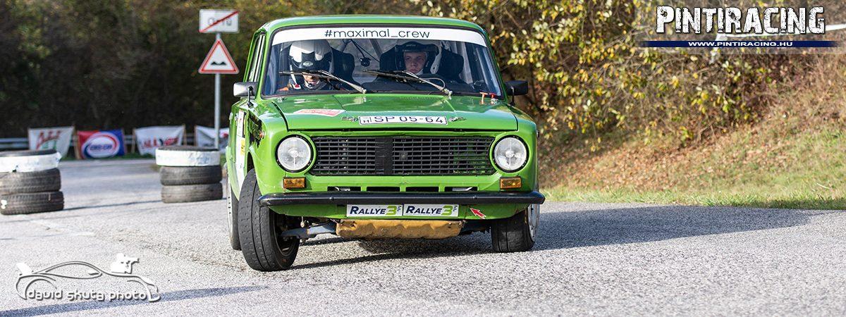 Ugrás ide:Acélhidak Rallye Sprint a Hertz Kupáért 2019.