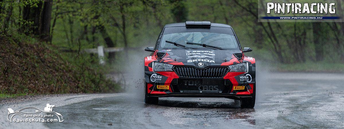 Ugrás ide:Topp-Cars Rally Team tesztnap, 2021. április 13.
