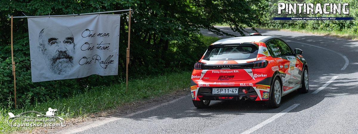 Ugrás ide:54. Mecsek Rallye 2021. teszt