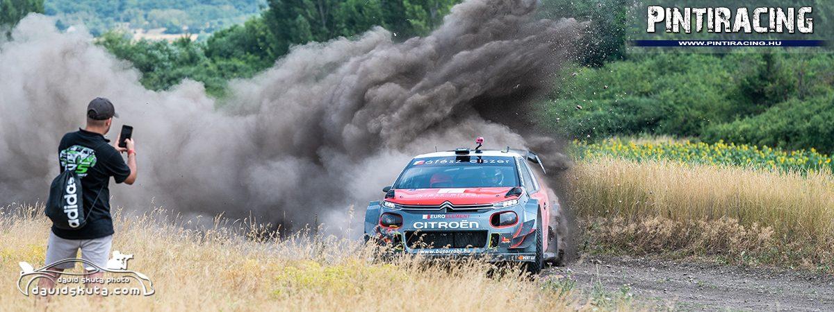 Ugrás ide:Bútor Róbert C3 WRC teszt